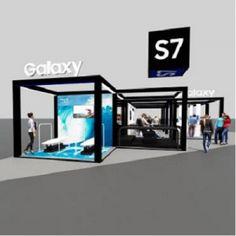 """Galaxyは、スマートフォンの新製品""""Galaxy S7edge""""をはじめ、スマートウォッチやVRを一度に体験できるエンターテインメントパーク""""Galaxy Studio(ギャラクシースタジオ)""""を、5月19日から6月8日(水)まで、東京のKITTEにてオープンする。"""