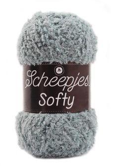 Softy   Scheepjeswol Winter Hats, Delicate, Crafts, Products, Amigurumi, Fabric Animals, Threading, Puppets, Breien