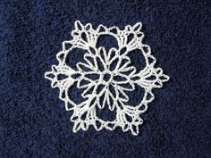 Snowflake #2 by allicats, via Flickr