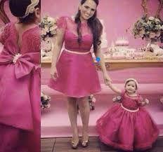 Resultado de imagem para vestidos mae e filha