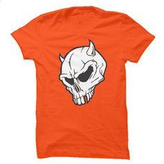 Devil Skull t-shirt - #dress #sweat shirts. BUY NOW => https://www.sunfrog.com/Zombies/Devil-Skull-t-shirt.html?60505