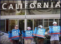 Charleston Voice: U.S. Approves Fracking on Federal Land in California