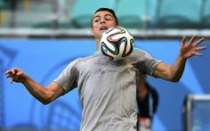 Cristiano Ronaldo REUTERS/DYLAN MARTINEZ