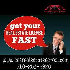 We offer a range of educational delivery formats to help you fulfill your California real estate license requirements. Best Real Estate School in SF East Bay
