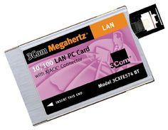 DRIVER UPDATE: 3COM MEGAHERTZ (BI) 10-100 LAN + 56K MODEM PC CARD