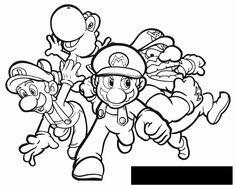 coloriage mario bros Adult Coloring Pages, Super Hero Coloring Sheets, Coloring Sheets For Boys, Super Mario Coloring Pages, Turtle Coloring Pages, Superhero Coloring Pages, Spiderman Coloring, Marvel Coloring, Cool Coloring Pages