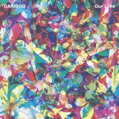 Caribou – Our Love artwork / photo by Jason Evans
