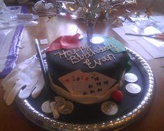 Magic hat cake : )