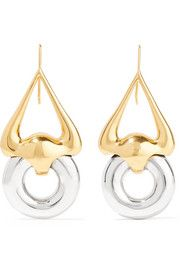 Ellery Women Earrings on YOOX. The best online selection of Earrings Ellery. YOOX exclusive items of Italian and international designers - Secure payments Fashion Jewelry, Women Jewelry, Purple Reign, Gold Plated Earrings, Pop Up Stores, Playing Dress Up, Women's Earrings, Women's Accessories, Silver Plate