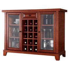 Found it at AllModern - Pearshill Bar with Wine Storage
