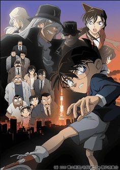 Detective Conan: The raven chaser Conan Movie, Detektif Conan, Detective Conan Shinichi, Detective Conan Wallpapers, Kaito Kid, Kudo Shinichi, Magic Kaito, We Bare Bears, Case Closed