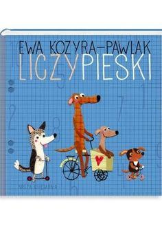 Okładka książki Liczypieski