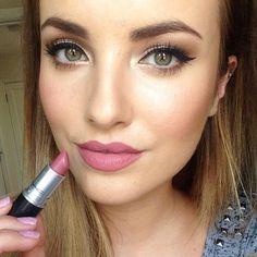 MAC Mehr lipstick.