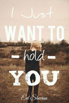 Ed sheeran- give me love