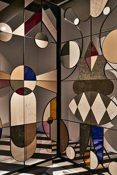Jaime Hayon creates a kaleidoscopic pavilion at Milan Design Week