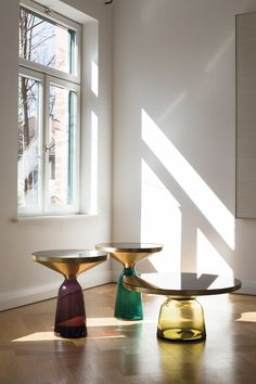 Bell table - Studio Sebastian Herkner