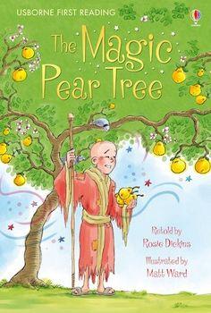 The Magic Pear Tree • English Wooks