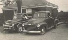 1951 GMC Pickups