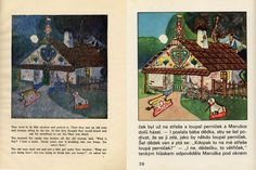 The Disobedient Kids and Other Czecho-Slovak Fairy Tales.  Illustrated by Artuš Scheiner.