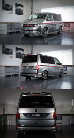 ABT VW T6 anniversay edition with 235 hp