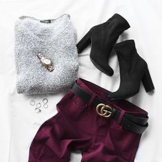 Outfits Otoño, Night Outfits, First Day Of School Outfit, Cute Summer Dresses, Teacher Outfits, Ootd, Sweater Set, Fall Winter Outfits, Michael Kors Hamilton