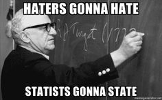 Haters gonna hate, statists gonna state