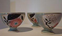 Évelyne Rivest Savignac Ceramiste ceramic bowls