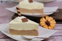 Baking Recipes, Cake Recipes, Dessert Recipes, Torte Recipe, Cheesecake Cake, No Bake Cake, Vanilla Cake, Sweet Recipes, Deserts