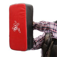 1pcs boxing pads Thai Kick Boxing Strike Curve Pads Muay Arm Punch MMA For Boxing Taekwondo Foot Target