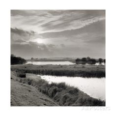 Camber Castle and Water 1980 From the Romney Marsh Series Giclee Print by Fay…