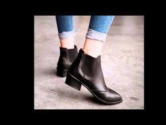 รองเท้าแฟชั่นเกาหลีใหม่ล่าสุดสวยพร้อมคุณภาพสุขภาพเท้าเดินนุ่มสบาย - YouTube