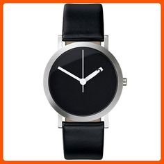 Normal Timepieces - Extra Normal Grande - Black Face - All about women (*Amazon Partner-Link)