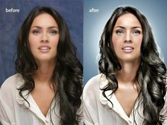 Jill Greenberg look using Photoshop | Tutorial Photo Editing