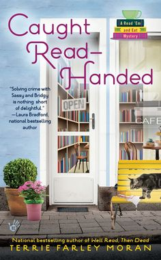 View from the Birdhouse: Author Interview and Giveaway: Caught Read Handed by Terrie Farley Moran.  Giveaway ends 7/20/15.