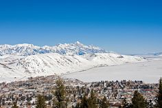 Best Ski Towns | Where to Ski Wyoming | Jackson Hole Ski Resort | SKI Magazine