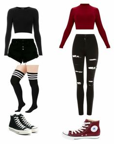 Neuestes Teenager Kleid Mode pro Mädchen im Teenageralter 2020 Latest teenage dress fashion for teenage girls 2020 Gorgeous outfits for summer Cute Emo Outfits, Teenage Girl Outfits, Cute Casual Outfits, Teen Fashion Outfits, Edgy Outfits, Swag Outfits, Mode Outfits, Cute Fashion, Dress Fashion