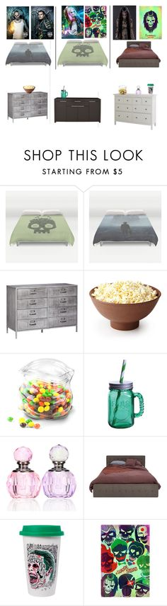 """""""Untitled #101"""" by mys-rugbjerg-risbank-jensen on Polyvore featuring interior, interiors, interior design, home, home decor, interior decorating, PBteen, Dot & Bo and Fitz and Floyd"""