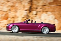 Leaked photos of the 2013 Bentley Continental GT Speed Convertible have hit the Web ahead of its official debut at next month's Detroit Auto Show. Bentley Gt Speed, Bentley Continental Gt Speed, Used Engines For Sale, W12, Convertible, Automobile, Bentley Motors, Detroit Auto Show, Geneva Motor Show
