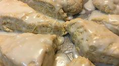 Lemony scones are to...