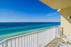 Now this is the way to enjoy your morning coffee! Enjoy relaxing on your balcony with beautiful views of the Gulf of Mexico at Boardwalk Beach Resort Condos in Panama City Beach, FL. http://www.beachguide.com/PanamaCityBeach/BoardwalkBeachResortCondo