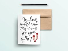 Bridesmaid & Maid of Honor Invitation by TextureDesignCo on Etsy #bridesmaid #invitation #maidofhonor