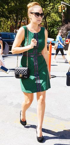 Lauren Conrad loves the 2.55 #Chanel bag
