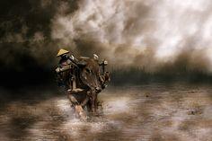 Kerbau (Beasts of Burden) by 3 Joko on 500px #fotografia #photography #fineart