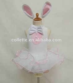 Resultado de imagen para disfraz de conejita para niña tutu