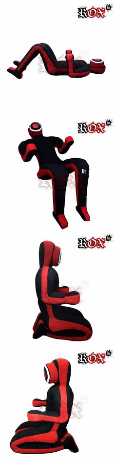 Dummies 179786: Grappling Dummy Rox Fit Bjj Mma Submission Bags Brazilian Judo Martial Arts 6Ft -> BUY IT NOW ONLY: $80.74 on eBay!