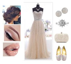 """""""Silver Elegance ♥"""" by muppets-cookie-monster ❤ liked on Polyvore"""