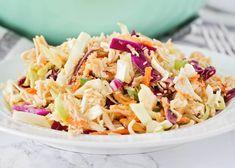 Ramen Noodle Salad with Chicken