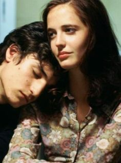 Eva Green with Louis Garrel | 'The Dreamers'