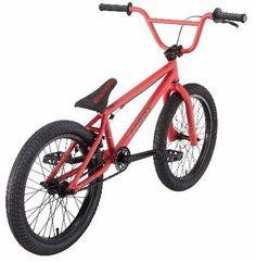Eastern Bikes Cobra BMX Bike (Matte Red, 20-Inch) from Eastern Bikes @ BicycleBMX.com