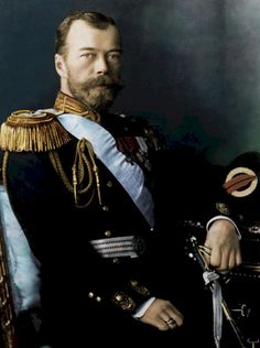 Czar Nicholas II - Titles he held: 18 May 1868 – 13 March 1881: His Imperial Highness Grand Duke Nikolay Alexandrovich of Russia,  13 March 1881 – 1 November 1894: His Imperial Highness The Tsarevich of Russia,  1 November 1894 – 15 March 1917: His Imperial Majesty The Emperor and Autocrat of All the Russias, 15 March 1917 – 17 July 1918: Citizen Nikolay Alexandroviсh Romanov